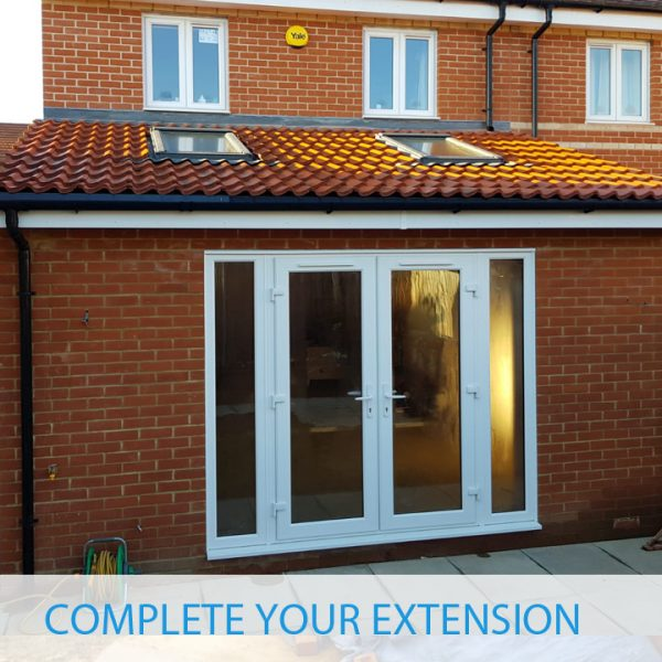 complete extension herts